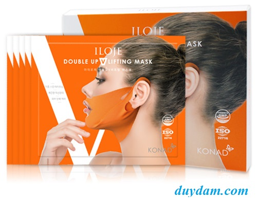 Review mặt nạ V line